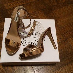 "NEW Steve Madden 5"" Platform Heels - FIRM PRICE"